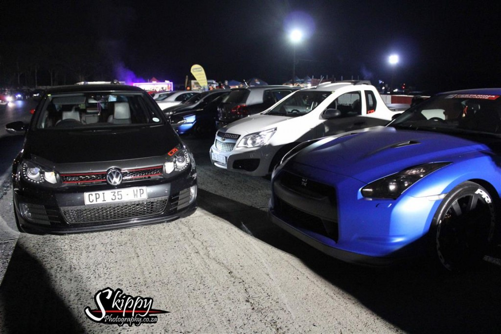 CPI Golf and Nissan R35
